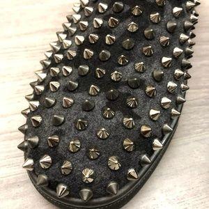 Christian Louboutin Shoes - Christian Louboutin camo Fusian rollerboat spikes